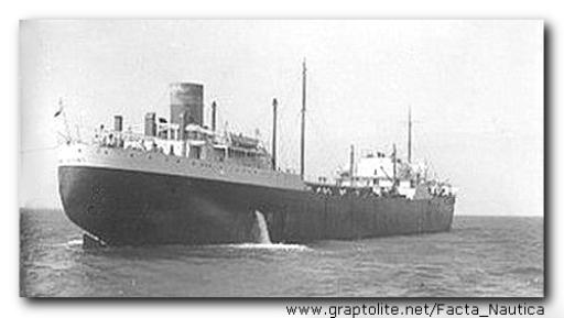 The French tanker EMILE MIGUET.