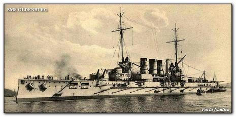 German battleship SMS OLDENBURG