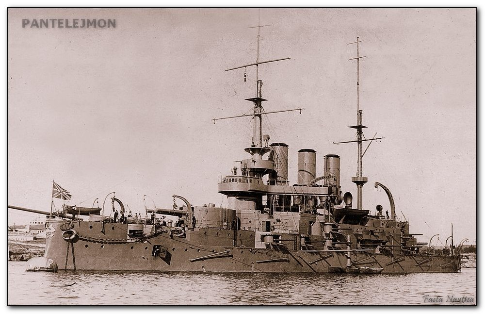 Russian battleship Panteleimon