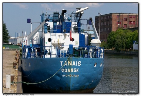 MV TANAIS. Coaster.
