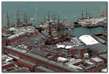 Portsmouth Historic Dock
