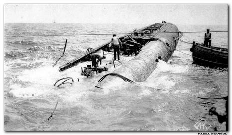 U-Boot. Uboat. German submarine.